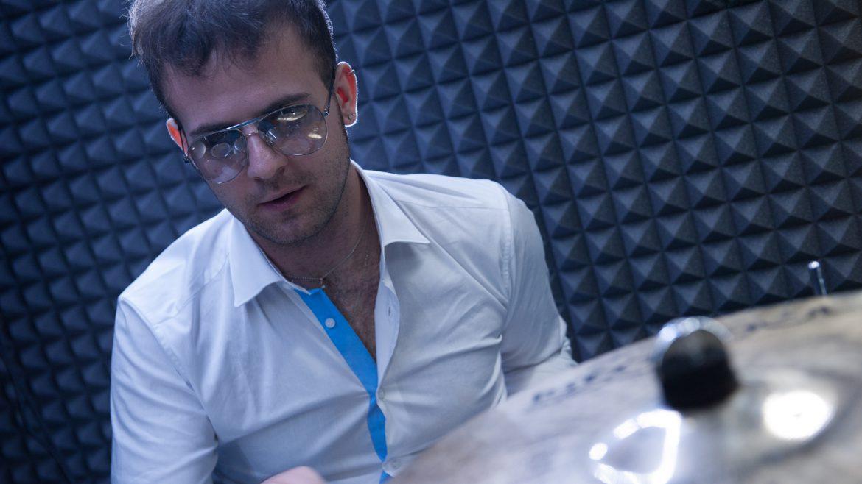 Michele Romeo in studio