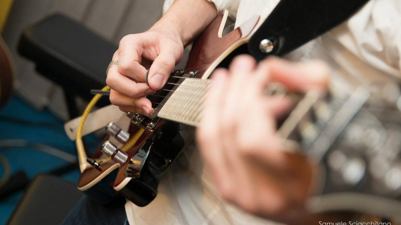 Michele Romeo Guitar