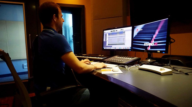 Michele Romeo valencia studio mixer